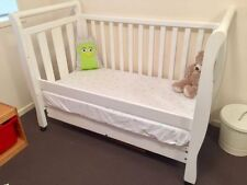 Love N Care Sleigh Baby Cots & Cribs