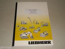 Manuel d'utilisation Liebherr A 904 C-Litronic Pelle hydraulique, Stand 06/2008