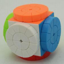Time Machine Irregular Wheel Magic Cube Crazy Twist Puzzle Lite Stickerless Ver.