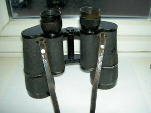 WW11 German Zeiss 10 x 50 Dienstglas Binoculars