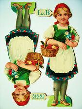 °°*🍀*°° alte Oblatenbilder Glanzbilder aus Bäckereiauflösung 12 °°*🍀*°°