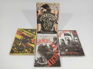 Sons Of Anarchy Seasons 1-4 DVD 4 Season Lot