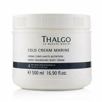 Thalgo crème profondément nourrissant corps crème 500ml