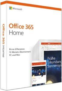 Microsoft Office 365 Personal PC/Mac, 5-Benutzer, Lifetime Lizenz Download