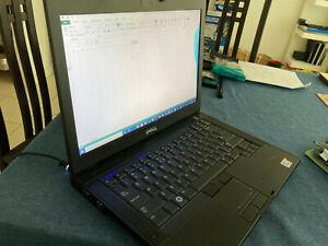 Dell Latitude E6400  Windows 10, 120gb ssd, office 2013, parts or repair
