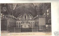 28 - cpa - Cathédrale de CHARTRES - Chapelle de Notre Dame sous Terre ( i 3670)