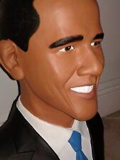 President Barack Obama Presidential Bust Sculpture- 1/1 scale -LE 79/100 -HTF