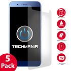 para Asus Zenfone 3 ze552kl-5 Pack LCD Pantalla Protector Protege