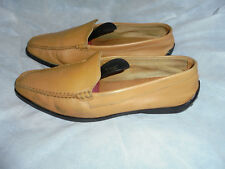 TOD'S WOMEN'S TOD'S LEATHER SLIP ON LOAFERS SHOES SIZE UK 6 EU 39 VGC