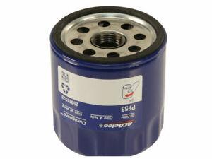 For 1985-1986 Plymouth Turismo 2.2 Oil Filter AC Delco 34711WN VIN: 8