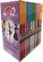 Rainbow Magic The Magical Talent Fairy Collection 35 Books Box Set-Brand New