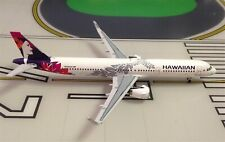 Hawaiian Airlines Airbus A321-271NEO N204HA 1/400 scale diecast Aeroclassics