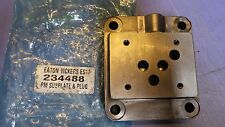 Eaton Vickers ES17 PM Subplate # 234488 DGSM 01X 10 Hydraulic Valve Subplate NEW