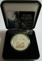 Niue 1 Dollar 2012 Stars Flight Silber