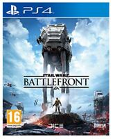 Star Wars Battlefront PS4 Game NEW UK PAL for Sony Playstation 4 - Battle front