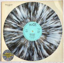 """DEPECHE MODE - Master & Servant - Rare German 'Splatter' vinyl 12"""" WHITE SLEEVE"""