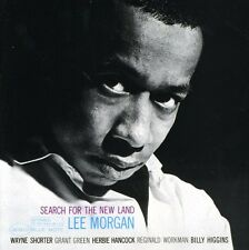 Search For The New Land - Morgan,Lee (2003, CD NEUF)
