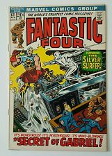 Fantastic Four #121 (Marvel, 1972) NM- Stan Lee Buscema art