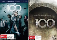 The 100 : Season 1 - 2 : NEW DVD