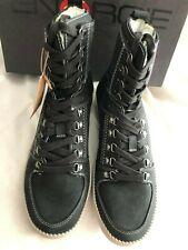 Men Shoes Boots fashion sneakers FELTT HI Size 10 Black Energie NEW