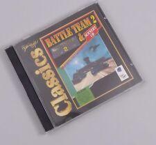 Battle Isle 2 y scenery CD Battle Team 2 alemán de blue byte PC MSDOS