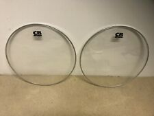 Floor Tom Drum Heads Skins Set Of 2 16""