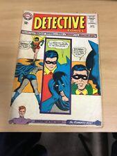 DETECTIVE COMICS #327 KEY NEW LOOK BATMAN ISSUE COUPON CUT SEE PICS!