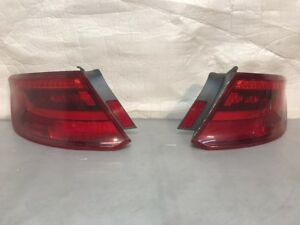 Audi A3 S Line 2013 To 2015 Genuine Rear Outer Lights Left/Right