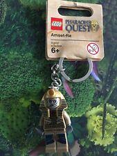 LEGO - Amset-Ra Keyring (2011) - Pharaoh's Quest - 853165 - Very Rare