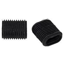 NEW Reel Grip 1138 Reel Handle Covers Black 1/Pair Per Card