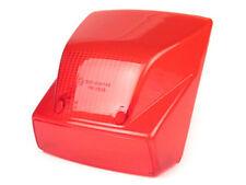 Red Rear Brake Light Lens - Vespa PX 200 Disc Model - 1998 on