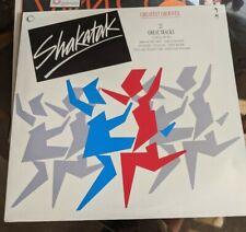 New listing RARE SHAKATAK DOUBLE VINYL LP GREATEST  GROOVES 1990 UNPLAYED NEAR MINT COVER