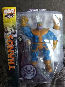 Marvel Diamond Select -  Thanos Action Figure - Avengers - Special Collectible