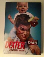 Dexter The Fourth Season TV Show DVD 2010 New Sealed. Showtime