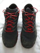 Utiliza Inov 8 F-Lite 195 Hombre Para Correr Zapatillas (Gris/Rojo) s10.5