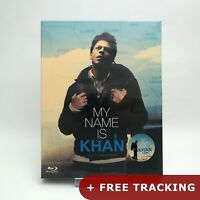 My Name Is Khan .Blu-ray Limited Edition / NOVA
