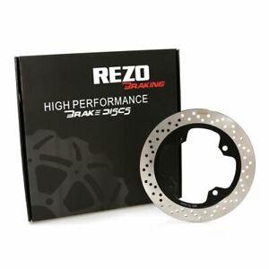 Rezo Standard Stainless Rear Brake Disc Rotor for Honda CBF 1000 06-14