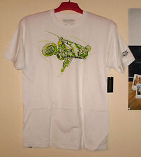 Troy Lee Designs TLD moto Whip t-shirt Cross nuevo enduro MTB freestyle ktm L blanco