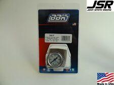 86-04 Mustang GT, LX, V6 & Cobra BBK Liquid Filled Fuel Pressure Gauge Universal