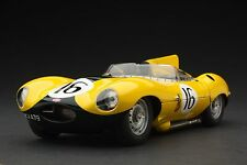 Exoto XS | 1:18 | 1957 Equipe Nationale Belge Jaguar D-Type | 24 Hours Le Mans