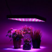 14 W DEL Grow light, amzdeal bleu rouge 225 DEL Grow lampe pour Culture Hydroponique Indoor PL