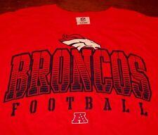 DENVER BRONCOS NFL FOOTBALL T-Shirt 2XL XXL NEW