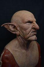 The Goblin Silicone mask by Metamorphose Masks( metamorphosemasks.com)