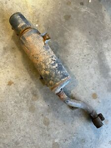 1985 Honda ATC250ES Big Red 250 Exhaust Pipe Muffler