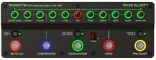 Trace Elliot Transit B Electric Bass Guitar Pre-Amp D.I. Effect Effects Pedal
