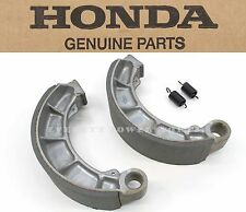 New Genuine Honda Rear Brake Shoes Silverwing Nighthawk Magna Shadow Sabre #W120