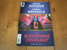 Blackburne Covenant #3 of 4 (2003 Series) Dark Horse Comics VF/NM