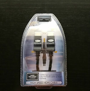 ROTATABLE HDMI CABLE SRT C18R(1.8m)