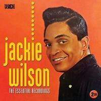 Jackie Wilson - The Essential Recordings (NEW 2CD)