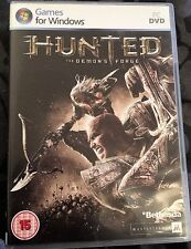 Hunted: The Demon's Forge-PC DVD Spiel 2011